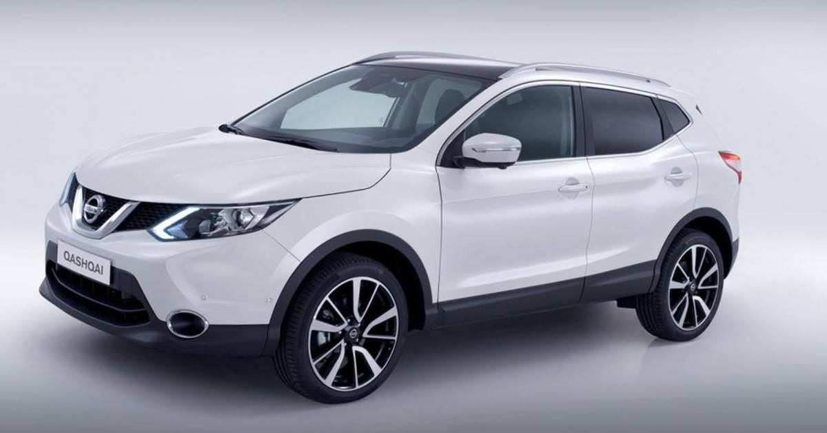 Nissan Qashqai The New 2017 Nissan Cuv Makes Its Canadian Debut