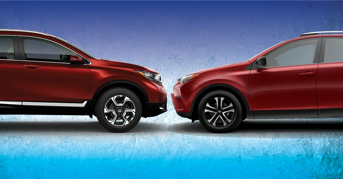 If So, Chances Are Youu0027re Considering The Honda CR V Or Toyota RAV4. Both  Offer Consumers A Long Standing Reputation For Reliability, As Well As Two  Of The ...