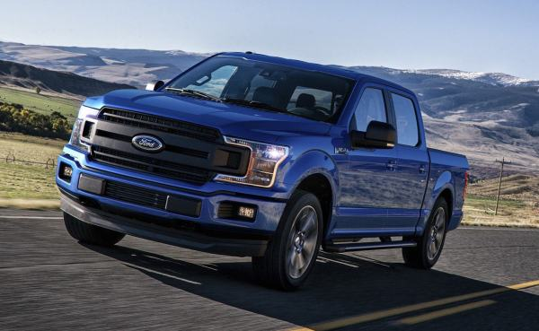 2018 Ford F-150 review (with video)