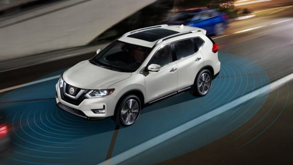 2018 Nissan Rogue review (safety)