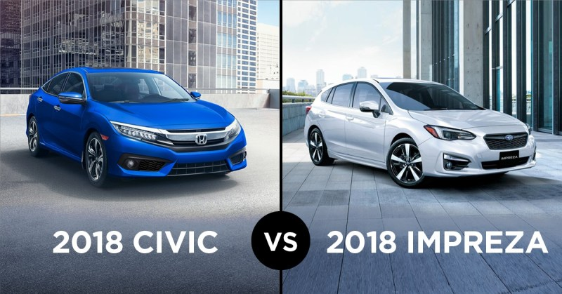 Civic or Impreza