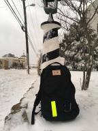 Joshua took this rucking in Norfolk VA during snowmegeddon 2017.