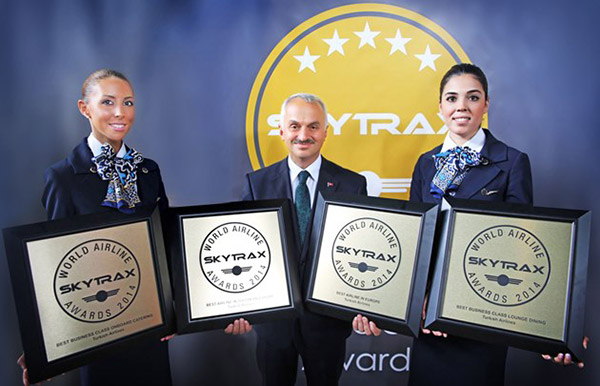 Skytrax: Turkish Airlines, The Best In Europe In Last Four ...