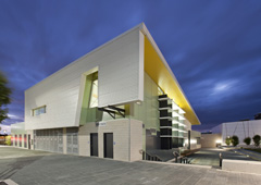 Gungahlin College and Library, Munns, Sly, Moore Architects. Can