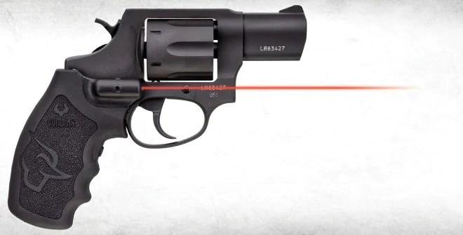 Taurus 856 & 856UL w/Viridian Laser Grips