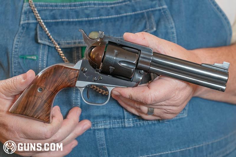 'Skeeter Skelton' .44 Special Custom Revolvers