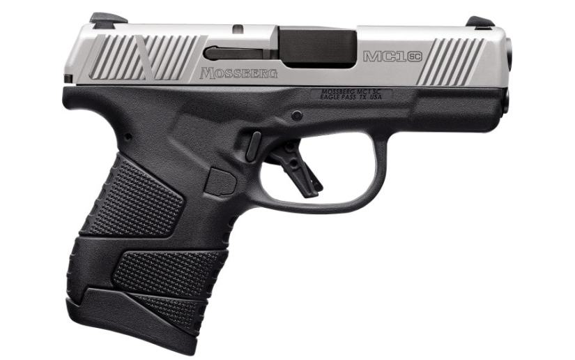 The optional cross-bolt safety model is available and is reversible for right or left-handed shooters.