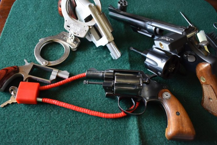 If not loaded and accessible for home or personal defense, or otherwise in use, remember to secure it.