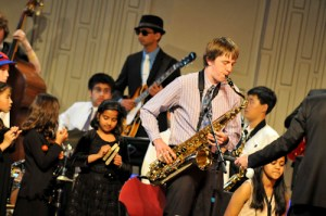 Evening of Jazz Showcases Talent from All Three Campuses, Mixes Traditional with New Pieces