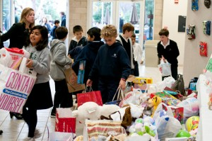 Generous Donations and Outreach Show our Community Spirit