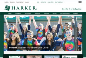 Updated Harker.org Website Launched  – Fresh Look and Easier to Use