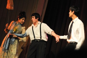 Harker Conservatory Students Make Directorial Debuts at Student-Directed Showcase