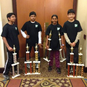 Harker's Grade 6 Chess Team Takes Home Top Trophies, Championship Title at National Event