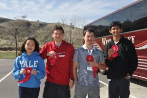 Harker Students Take Many Top Honors at JCL State Convention