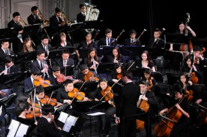 All-School Instrumental Concert Repertoire Includes Coldplay, Lord of Rings and a Composition by Grade 7 Musician