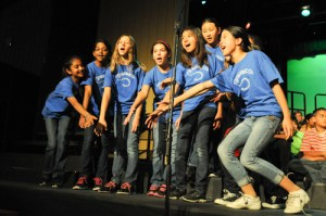 Spring Sing Features Middle School Vocalists