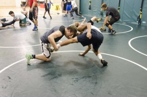 Harker's Wrestling Camp Helps Students from Around the Area to Improve Mat and Life Skills