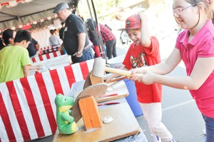 Harvest Festival Brings Community Together for Food and Fun on a Glorious Fall Day