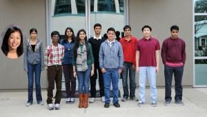 UPDATE: Sreyas Misra Named Intel Finalist, Will Compete in Finals in Washington, D.C.