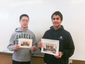 Middle and Upper School Students Honored for Knowledge of Latin in Two Separate Contests