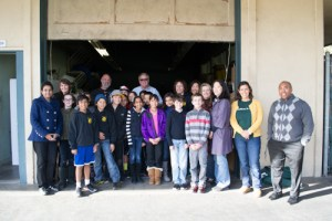 Grade 5 Food Drive Helps 750 Families Celebrate Thanksgiving