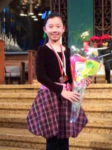 Kudos: Middle School Musicians Shine at Annual Piano Competition