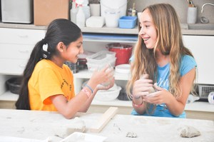 Summer Institute Combines Academics and Fun for Middle- and Upper School Students