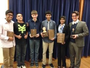 Debate Team Racks Up Wins in Berkeley with Team and Individual Titles