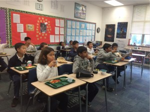Fifth Graders Speak at Conference About Work as Student Tech Helpers