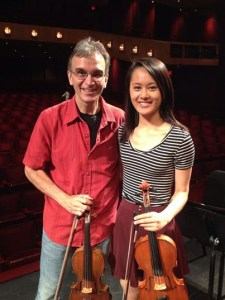 Senior Performs with National Youth Orchestra at Carnegie Hall
