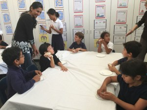First Graders Enjoy Diwali Party, Learn About Hindu Festival