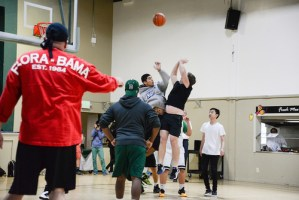 Hoops & Scoops Charity Basketball Game Raises Money to Help Fight Muscular Dystrophy
