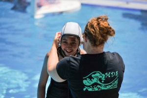 Summer Water Polo Camp Focuses on Fun and Fundamentals