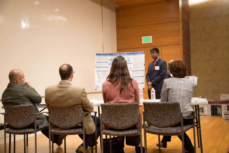 Senior Presents Diabetes Project at BioGENEius Challenge in San Francisco