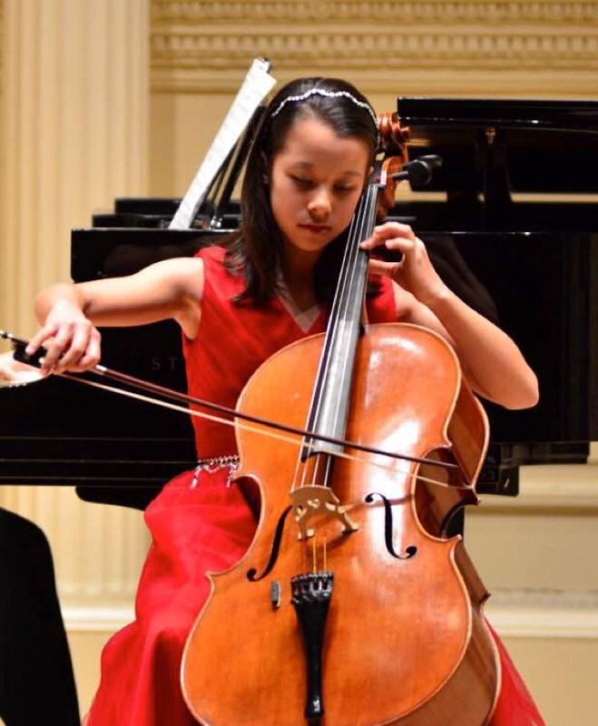 MS Cellist Rachel Broweleit, Nurtured at Harker, Now Winning National Accolades