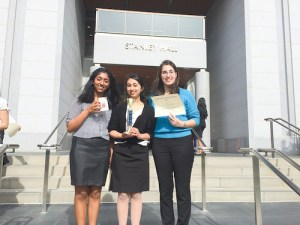 Upper School Students Compete in Bioengineering Competition at UC Berkeley