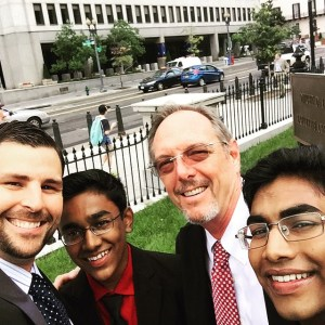 [UPDATED] Students, Teacher Present at White House Career and Technical Education Event
