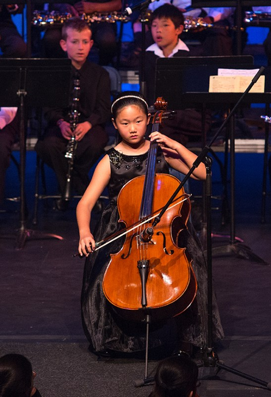 Fifth Grade Cellist Brings Home First Place in United States International Music Competition