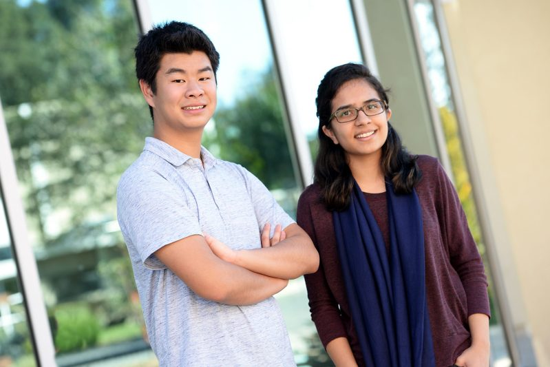 UPDATE! Two Students Named Siemens Regional Finalists out of 13 Harker Semifinalists