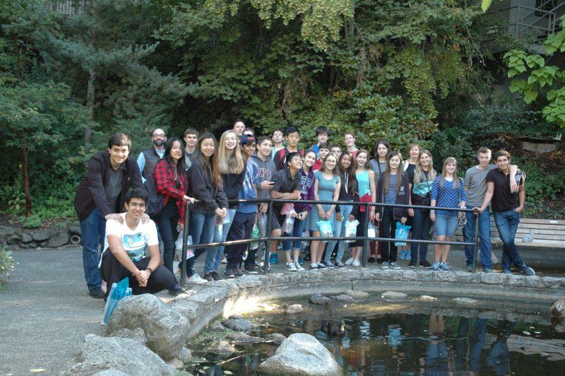 Students Head North for Annual Oregon Shakespeare Festival Trip