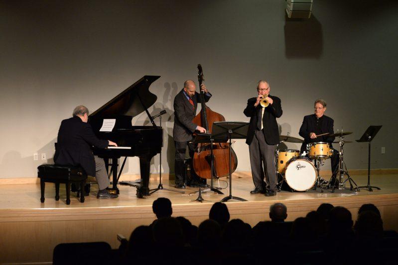 Eastman School of Music Faculty Jazz Quartet Kicks Off Harker Concert Series Season