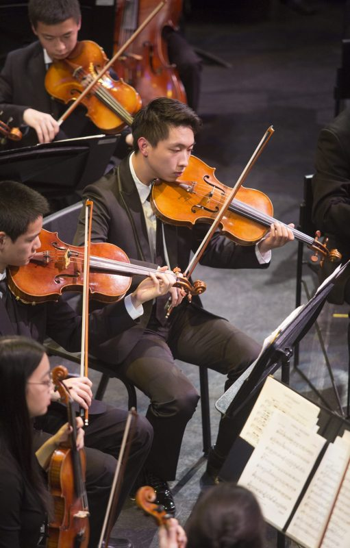 Middle and Upper School Musicians Impress Audiences at 2016 Winter Concert