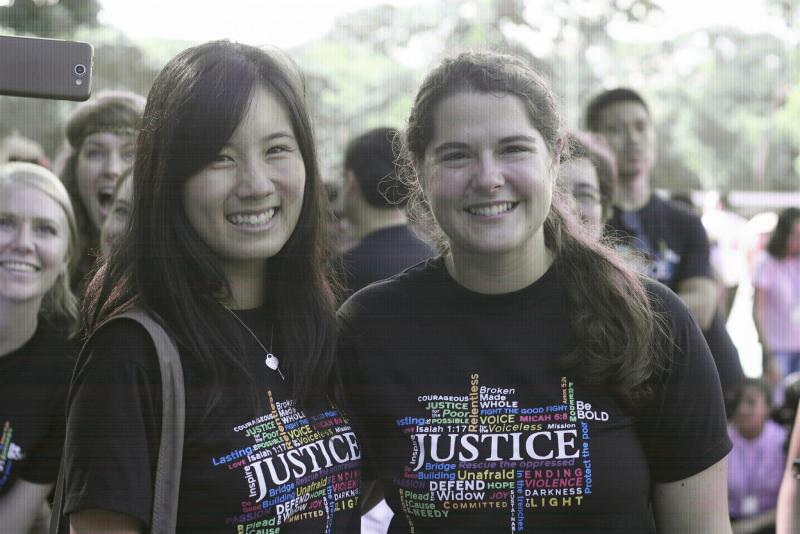 Alumna Volunteers as Human Rights Advocate in Philippines