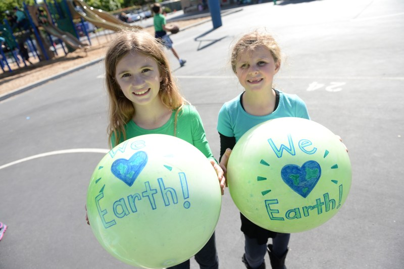 Earth Day at Harker: Sustainability Celebrated Across Campuses