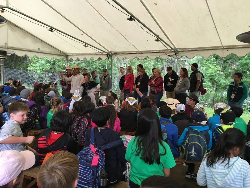 Grade 4 Students Sojourn to Coloma for Gold Rush Experience
