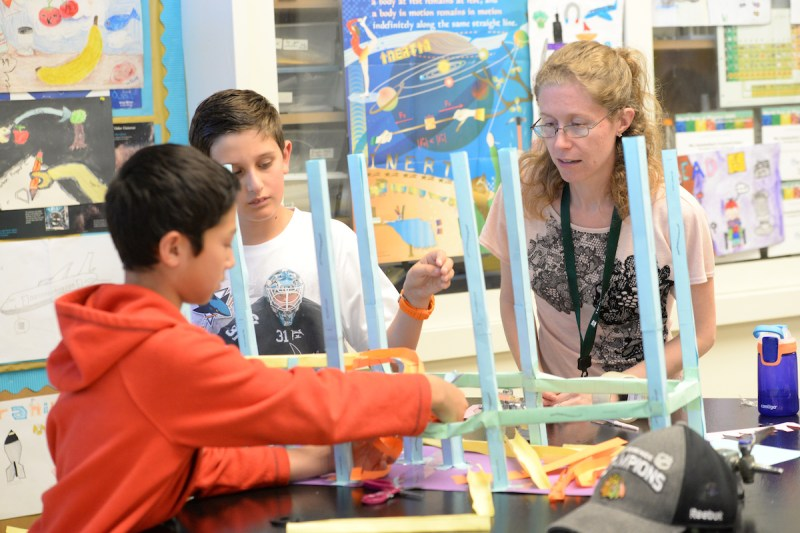 Middle School Summer Institute Offers Complete Summer Experience