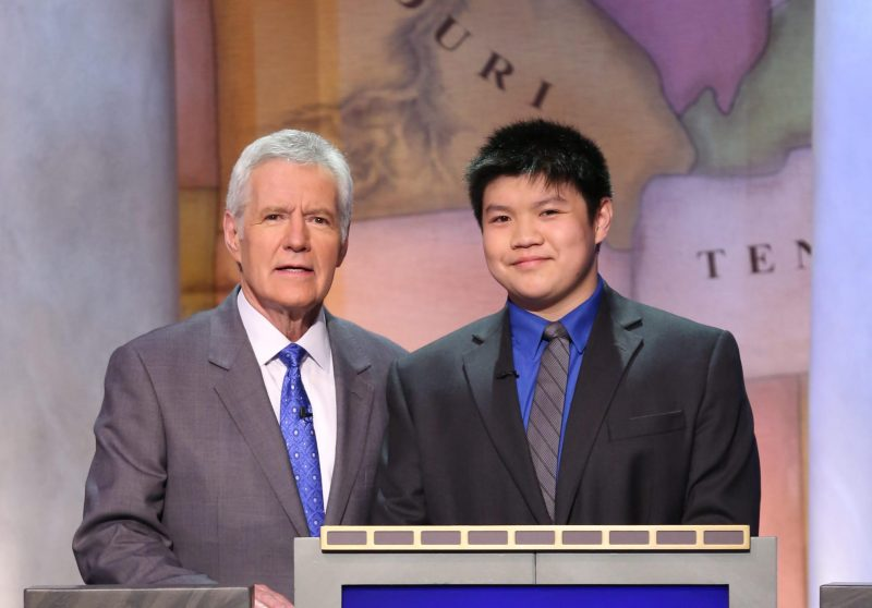 Harker junior to appear on Jeopardy! Teen Tournament this week