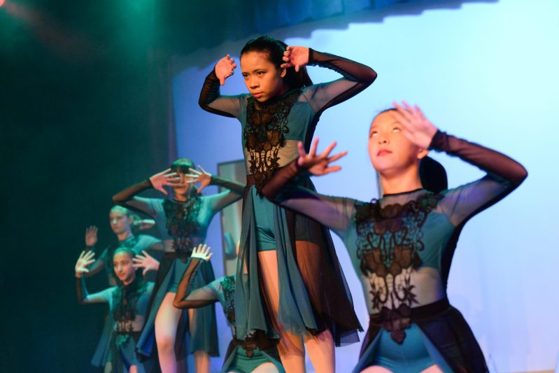 "Upper school dance show ""Circus"" pays tribute to the big top"