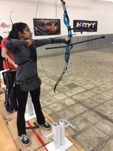 Kudos: Grade 6 archery enthusiast aiming high at national and international levels