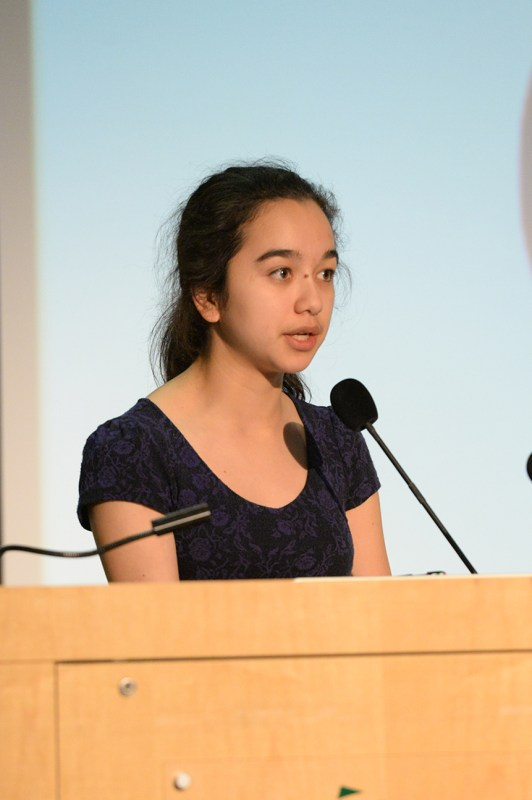 Alumna's Harker paper published by Yale Review of International Studies